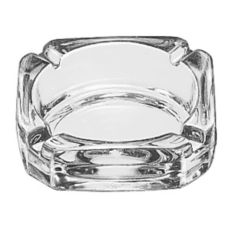 "Libbey® Square 4"" Ashtray"