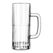 Libbey® 5360 Tall 22 oz Mug W/ Narrow Rectangular Panels - 12 / CS