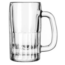 Libbey® 5362 10 Oz. Mug With Narrow Rectangular Panels - 12 / CS