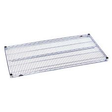 "Metro® 1436NC Super Erecta® 14 x 36"" Chrome Wire Shelf"