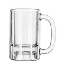 Libbey® 5019 10 Oz. Paneled Mug - 12 / CS