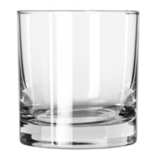 Finedge Heavy Base Beverage Glass, 11 oz