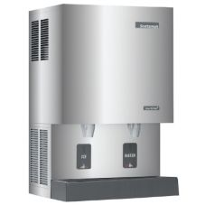 Scotsman Counter Water Cool 523 LB. Touchfree Nugget Ice Maker / Disp.