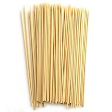 "Royal Paper R835 9"" Bamboo Skewers - 100 / PK"