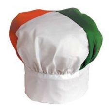 Intedge 346HI Italian Themed Adjustable Chef Hat