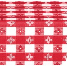 Marko® Classic™ Series Red Check Tablecloth