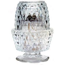 "Sterno® Diamond Lyte™ 5"" Clear Lamp"