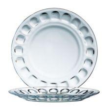 """Cardinal 1141 Arcoroc Roc 9-1/8"""" Dinner Plate - 36 / CS"""