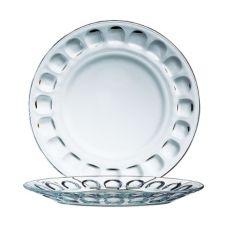 """Cardinal 1166 Arcoroc Roc 6"""" Dessert Plate - 36 / CS"""