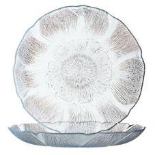 """Cardinal 7510 Arcoroc Fleur 9"""" Dinner Plate - 36 / CS"""