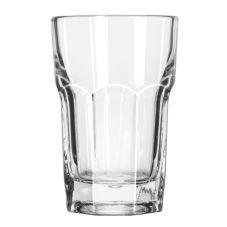 Libbey® 15236 Gibraltar Duratuff 9 Oz. Hi-Ball Glass - 36 / CS