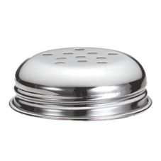 TableCraft 260T Chrome Plated Perforated Top for 260 Cheese Shaker