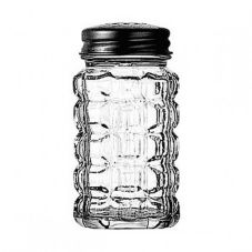 Anchor Hocking 1830EU Crystal 2 oz Salt / Pepper Shaker - 36 / CS