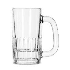 Libbey® 5307 8.5 Oz. Narrow Arch Panelled Mug - 24 / CS