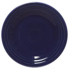 "Homer Laughlin China 463105 Fiesta Cobalt Blue 6-1/8"" Plate - 12 / CS"