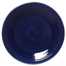 """Homer Laughlin 466105 Fiesta Cobalt Blue 10.5"""" Plate - Case - 12 / CS"""