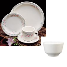 Homer Laughlin China 1011347 Pink Sage 7.25 oz Bouillon - 36 / CS