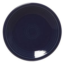 "Homer Laughlin China 464105 Fiesta Cobalt Blue 7-1/4"" Plate - 12 / CS"