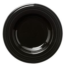 Homer Laughlin  462101 Fiesta® Black 21 oz Pasta Bowl - 12 / CS