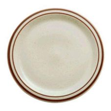 "Buffalo R4238026111 Dunes Ivory NR 5-1/2"" Plate - 36 / CS"