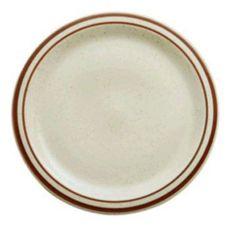 "Buffalo R4238026143 Dunes Ivory NR 9-1/2"" Plate - 24 / CS"
