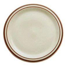 "Buffalo R4238026125 Dunes Ivory NR 7-1/4;"" Plate - 36 / CS"