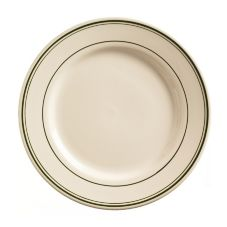 "World Tableware VIC-9 Ultima Viceroy RE 9-3/4"" Plate - 24 / CS"