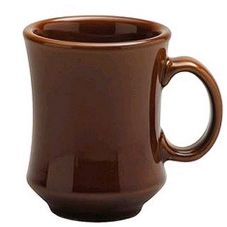 Oneida® R4178102560 Caramel Brown 8 oz Colgate Mug - 36 / CS