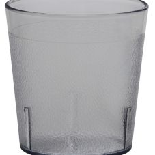 Cambro® 900P152 Colorware Short Clear 9 Oz. Tumbler - Dozen