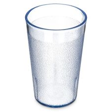 Carlisle® 550654 Stackable™ 9.5 Oz. Blue Tumbler - Dozen
