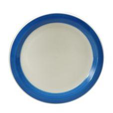 """Oneida R4128076118 Jubilee Periwinkle 6-3/8"""" Plate - 36 / CS"""
