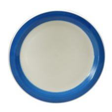 """Oneida R4128076125 Jubilee Periwinkle 7-1/4"""" Plate - 36 / CS"""