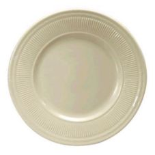 "Buffalo® R4090000155 Nottingham Ivory 11"" Plate - 12 / CS"