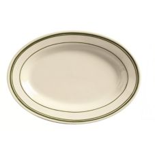 "World Tableware VIC-33 Ultima Viceroy 7"" Oval Platter - 36 / CS"