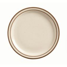 "World® Tableware DSD-7 Ultima Desert Sand 7"" Plate - 36 / CS"