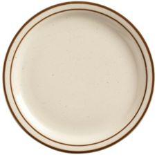 "World® Tableware DSD-16 Desert Sand NR 10.5"" Plate - 12 / CS"