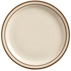 """World® Tableware DSD-16 Desert Sand NR 10.5"""" Plate - 12 / CS"""