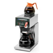 Bloomfield 1040D2F E.B.C.™ 2-Warmer In-Line Coffee Brewer