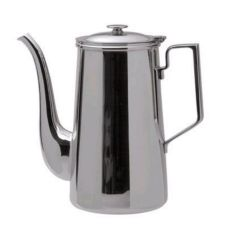 Oneida® J0010661A Noblesse S/S 64 oz Coffee Pot w/o Base,
