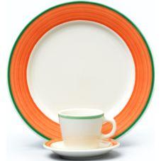 Homer Laughlin 1708083 Riviera Toulon 9 oz Grapefruit Dish - 36 / CS