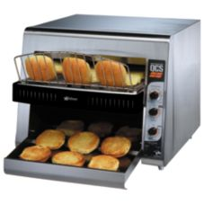 Star® QCS3-1400BH High Volume Conveyor Electric Bun Toaster