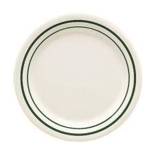 """G.E.T. BF-060-EM Centennial Emerald 6-1/4"""" Dinner Plate - 48 / CS"""