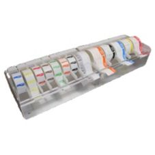 Heat Seal PS20 20-Roll Label Dispenser