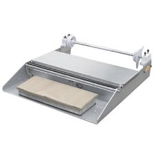 """Heat Seal 625A Axle Mounted Table Top Wrapper for 18"""" Film"""