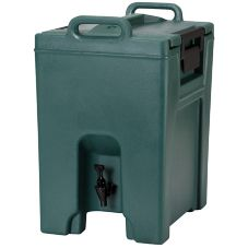 Cambro UC1000192 Granite Green 10.5 Gal Insulated Beverage Carrier