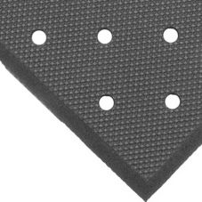 NoTrax® T17-P0034-BL Superfoam® 3' x 4' Comfort Floor Mat