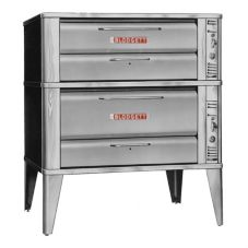 Blodgett 900 Series Gas Baking / Roasting Deck Type Double Oven