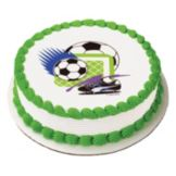 Lucks™ 38444 Edible Image® Soccer - 12 / BX