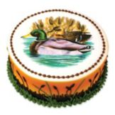 Lucks™ 40760 Edible Image® Wild Ducks - 12 / BX