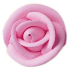"Lucks™ 13779 1.5"" Medium Party Pink Rose - 90 / BX"